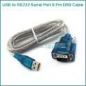 Кабель  com-usb, rs232-usb 1м